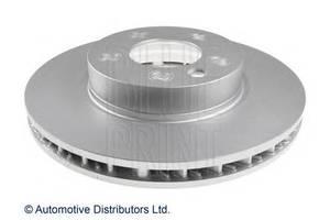 Тормозной диск Volkswagen Touareg