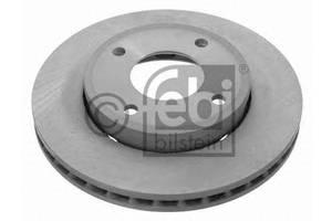 Тормозной диск Smart Forfour