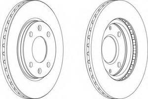 Тормозные диски Peugeot 206 SW