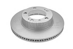 Тормозной диск Porsche Boxster
