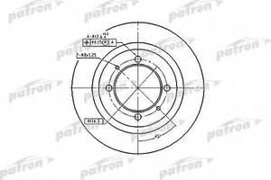 Тормозной диск Proton Impian