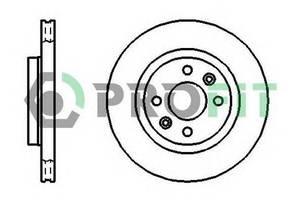 Тормозной диск Nissan