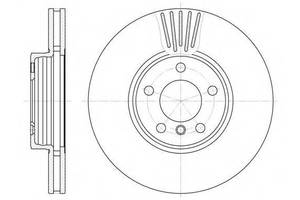 Тормозной диск Volvo