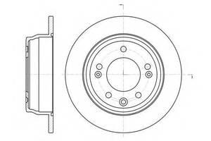 Тормозной диск Hyundai i30 CW