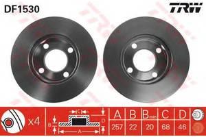 Тормозной диск Audi 80