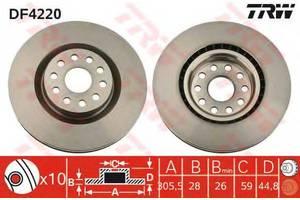 Тормозной диск Lancia
