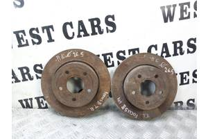 б/у Тормозной диск Ford Focus