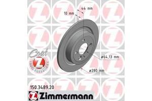 Тормозной диск MINI Clubman