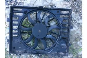 б/у Вентилятор осн радіатора Volkswagen Touareg