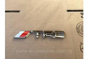 Новые Эмблемы Toyota 4Runner