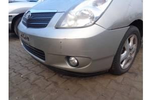 Бампер передний Toyota Corolla Verso