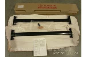 Новые Рейлинги Toyota Highlander