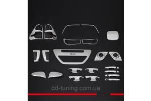 Хромированные накладки Toyota Hilux