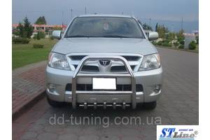 Кенгурятник Toyota Hilux
