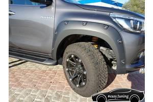 Новые Расширители крыла Toyota Hilux