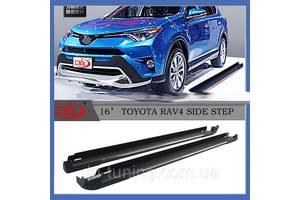 Обвес бампера Toyota Rav 4