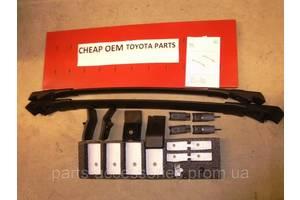 Новые Рейлинги Toyota Rav 4