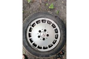 б/у диски с шинами Mercedes C 180