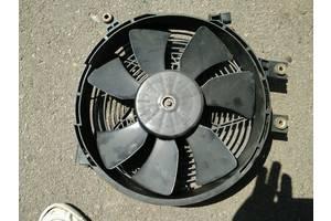 б/у Моторчик вентилятора радиатора Mitsubishi Pajero Sport