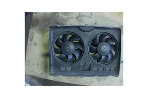 Вентиляторы осн радиатора Audi 100