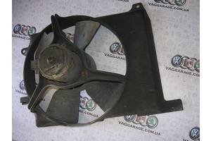 б/у Вентилятор осн радиатора Volkswagen Polo