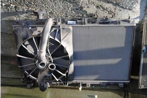 б/у Вентиляторы осн радиатора Honda CR-V