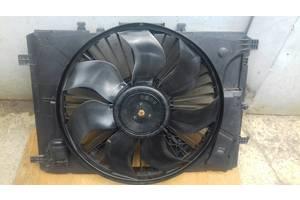 Вентиляторы осн радиатора Mercedes C-Class