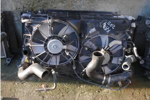б/у Вентиляторы осн радиатора Toyota Rav 4