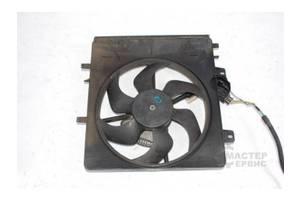 б/у Вентилятор осн радиатора Citroen C3