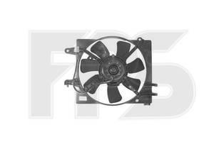 Вентилятор осн радиатора Daewoo Matiz