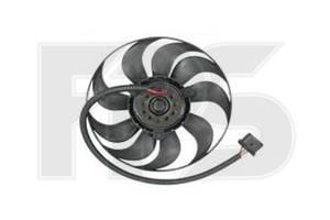 Вентиляторы осн радиатора Volkswagen Polo
