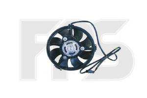 Вентилятор осн радиатора Audi A6