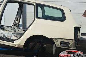 Четверти автомобиля Volkswagen Passat B6