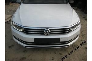 Капот Volkswagen Passat B8