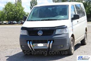 Кенгурятник Volkswagen T5 (Transporter)