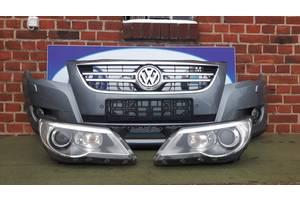 Бампер передний Volkswagen Tiguan