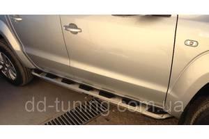 Подножка Volkswagen Touareg