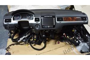 б/у Система безопасности комплект Volkswagen Touareg