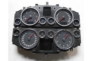 Панель приборов/спидометр/тахограф/топограф Volkswagen Touareg