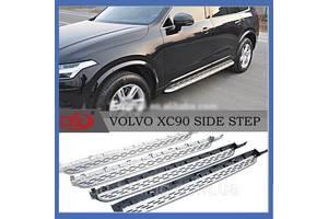 Обвес бампера Volvo XC90
