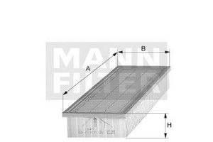 Воздушный фильтр Zettelmeyer