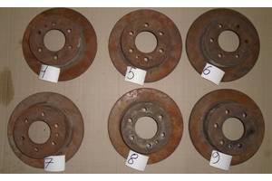 б/у Тормозной диск Volkswagen Crafter груз.