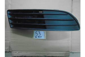 б/у Решётка бампера Volkswagen Polo