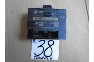 б/у Блок управления двери Volkswagen Touareg