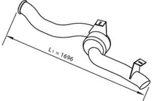 Новые Глушители Daf XF 105