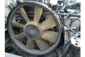 б/у Вискомуфта/крыльчатка вентилятора Renault Magnum