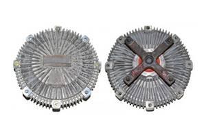 б/у Вискомуфта/крыльчатка вентилятора Mitsubishi Pajero