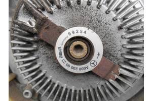 б/у Вискомуфты/крыльчатки вентилятора Mercedes Viano груз.