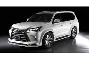 Новые Запчасти Lexus LX