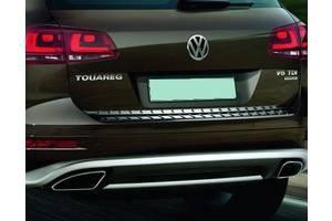 Новые Накладки бампера Volkswagen Touareg